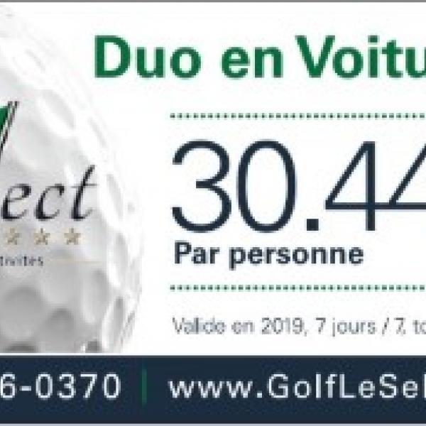 Duo en voiturette 2019